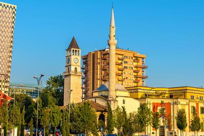 Norwegian vender tilbage med en sommerrute i 2019 til Tirana, Albanien. Foto: Norwegian