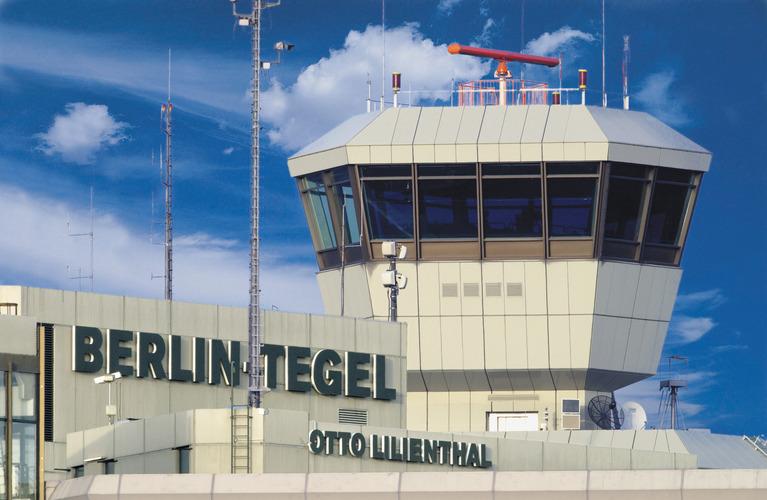 Berlin Tegel-lufthavnen oplever fin vækst igen efter en svær periode. Foto: Berlin Tegel