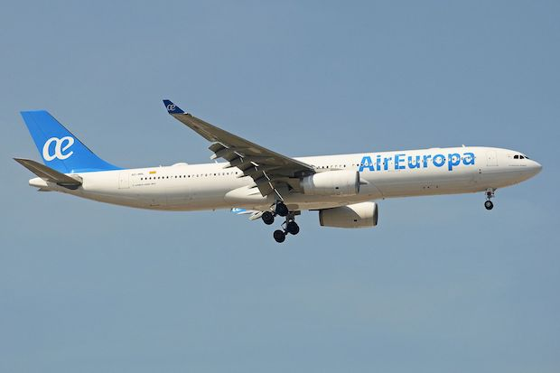 Air Europa Airbus A330-200. Foto: Wikimedia Commons