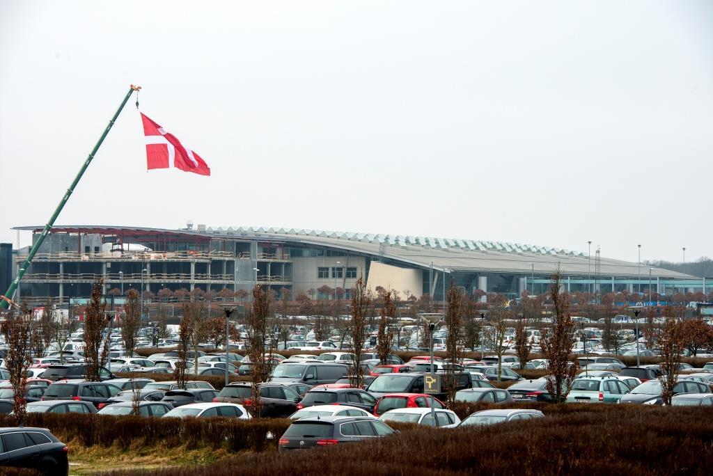 Rejsegilde for det nye Multihus i Billund Lufthavn (Foto: © Jonas Fotografi)