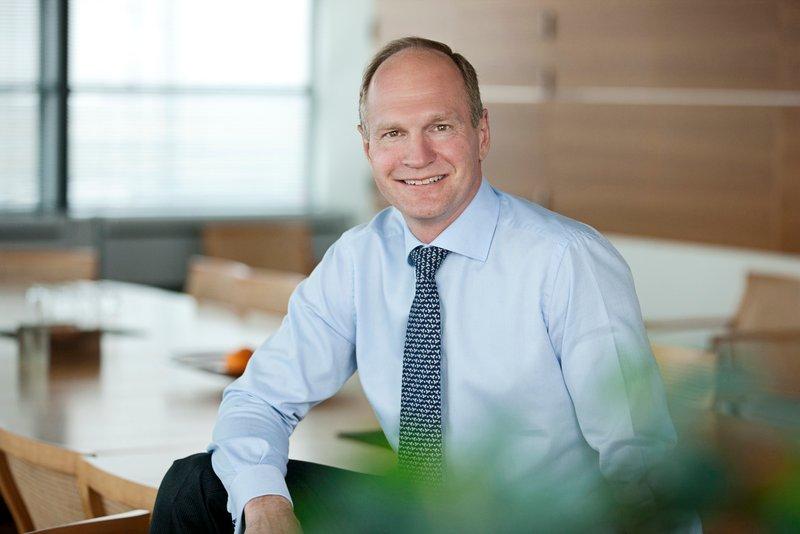 Administrerende direktør Thomas Woldbye fra Københavns Luthavn. (Arkivfoto: Ernst Tobisch/CPH)