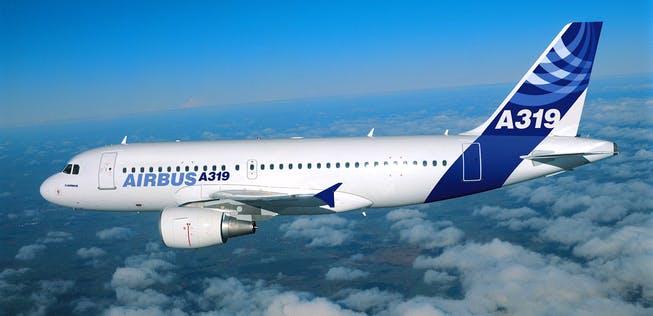 Det nye græske flyselskab Athens Spirit Airlines vil have fly af typen Airbus A319 i sin flåde. Foto: Airbus