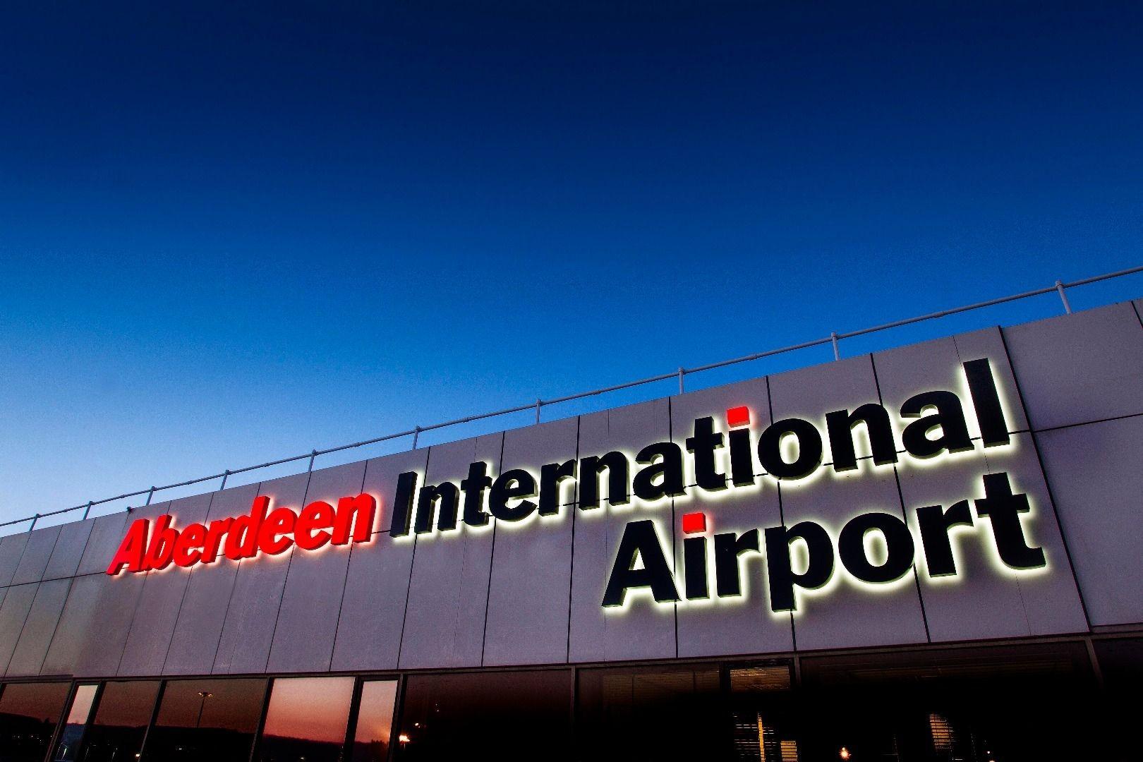 Aberdeen International Airport (Foto: Ferrovia)