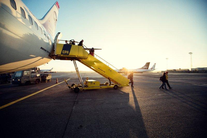 Fly i Københavns Lufthavn. (Arkivfoto;: Ernst Tobisch/CPH)