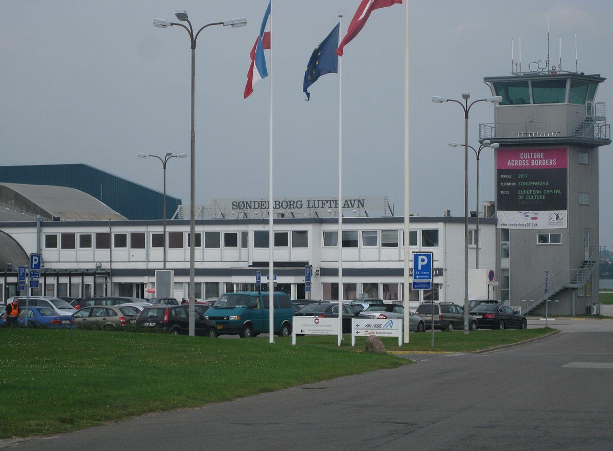 Sønderborg Lufthavn. (Foto: Nis Hoff | CC 1.0)