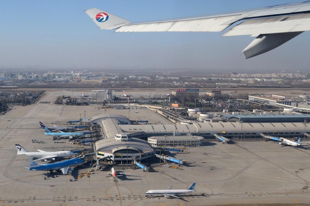 Beijing Capital International Airport. (Foto: Shimin Gu | GNU 1.2)
