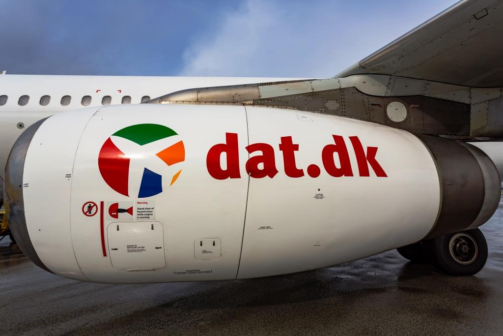 Airbus A320-200 fra Danish Air Transport (Foto: © Thorbjørn Brunander Sund | Danish Aviation Photo)