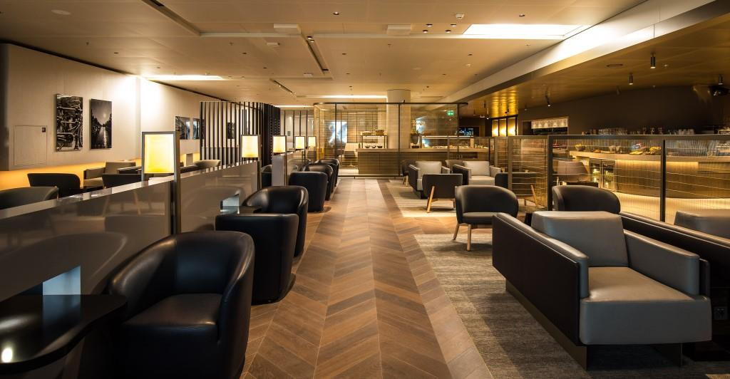 Star Alliance Lounge i Amsterdam Schiphol Airport (Foto: Star Alliance/PR)