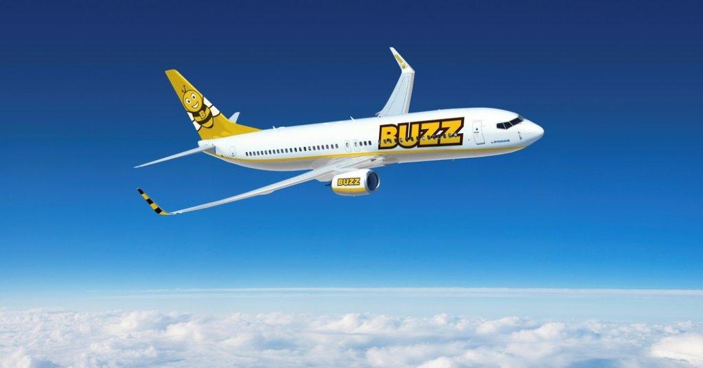 Det polske datterselskab til Ryanair, Ryanair Sun, vil fra det kommende efterår skifte navn til Buzz. Foto: Ryanair